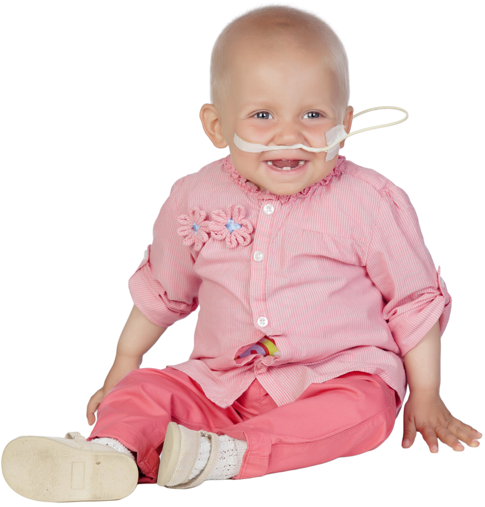 HOH baby girl disease no hair breathing tube- patient advocacy- a patient advocate