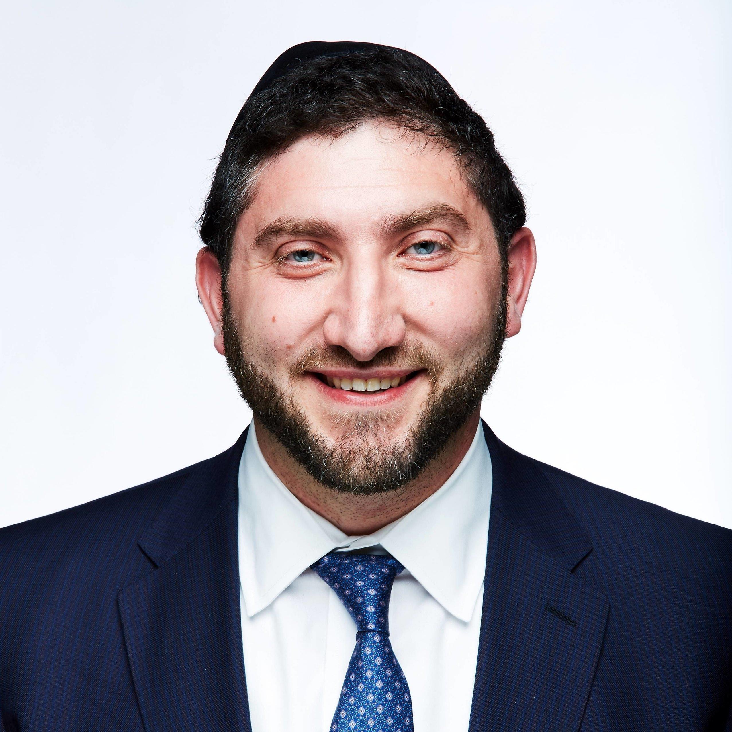 Yehuda Gelman Highway of Hope Founder- rare disease clinical trial